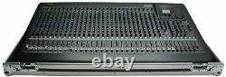 Harmony HCMGP32 Flight Transport Road Custom Audio Case for Yamaha MGP32X Mixer