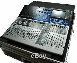 Harmony HCPRE2442DHW Flight Dog House Road Case for Presonus StudioLive 24 Mixer