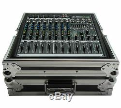 Harmony HCPROFX12V2 Flight Transport Road Custom Case for Mackie PROFX12V2 Mixer