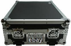 Harmony HCRAEN1272W DJ Battle Coffin for (1) Rane 12 Turntable & Rane 72 Mixer