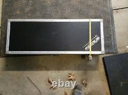 Heavy Duty Road Flight Tour Case, 43 X 16 X 7 Space for Mixer & Compartment