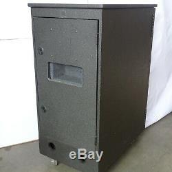 ISOBOX Professional Audio Sound Isolation Instrument Rack with Temperature Gauge