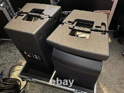 JBL Bags SKU JBL-FLIGHT-VRX932-LAP Dual Loudspeaker ATA Flight Case