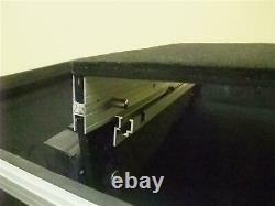 Konsole LS-1 PROFI mit Laptopablage für 1x DJ-MIXER + 2x CD PLAYER DJ-Konsole