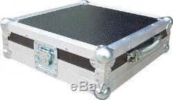 Korg Zero 8 Swan Flight Case Control Console Mixer DJ (Hex)