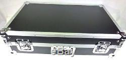 LASE ATA Flight Case for SERATO RELOOP MIXON 4 with Glide & Wheels