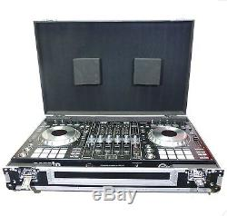 LASE ATA Style Case for Pioneer DDJ SZ / SZ2 Controller Road Ready with Wheels