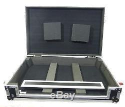 LASE DDJ SX / SX2, RX Pioneer ATA Style Case (Road Ready)