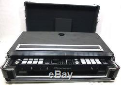 LASE Euro Style Case For Pioneer DDJ-SR / SR2 Controller with Glide