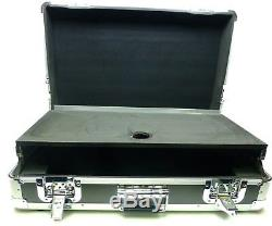 LASE Euro Style Case For Pioneer DDJ-SR / SR2 / SR3 Controller with Glide