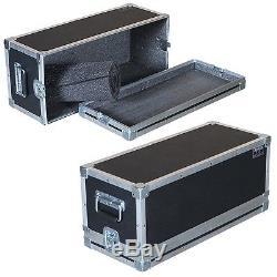 Light Duty Economy ATA Case for PEAVEY XR684 XR-684 XR 684 Powered Mixer