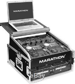 Marathon MA-M2ULT Flight Road Slant Mixer Combo with Laptop Case