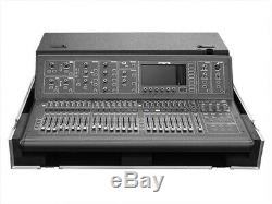Midas M32 Mixing Console Case With Wheels And Doghouse