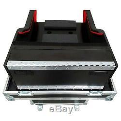 Midas M32R Live Mixer With ProX XZ-FMID-M32R Flip-Ready Easy Retracting Case