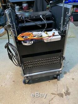 Midas M32R Mixer, Midas DL32, Rack Case