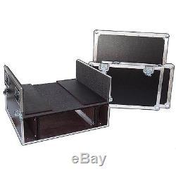 Mixer Rack ATA Case 4 Sp Bottom Behringer X32 Compact, Presonus 24.4, Etc