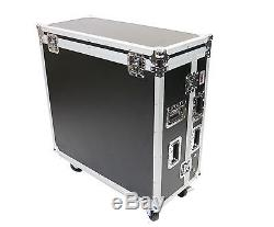 NEW ATA ROAD FLIGHT CASE for Yamaha QL5 Digital Mixer with Doghouse