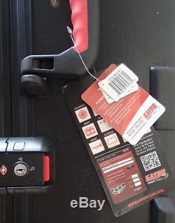 NEW Gator ATA Molded Mixer Case with 12U Pop-Up Rack Rails TSA GTSA-MIX12PU