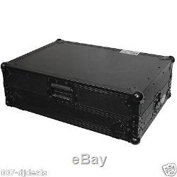 NUMARK MIXDECK QUAD PROX DJ FLIGHT Hard CASE Glide LAPTOP SHELF XS-MIXDECKWLTBL