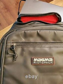 New MAGMA Riot DJ Backpack Magma Riot DJ Backpack