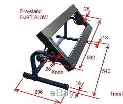New PRO-STAND DJST-AL3W for BOZAK, UREI1620, VESTAX R-3 / R-2 / R-1, A & H mixer