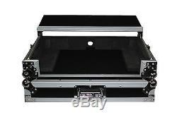 Numark MIXDECK Express ProX XS-MIXDECKEX-LT ATA 300 flight Case with Laptop Shelf
