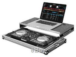 Numark Mixtrack 3/pro 3/platinum Dj Controller Glide Style Low Profile Case