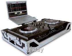 Numark NS7 CASE Professional DJ Durable Heavy Duty Coffin Style Flight Case