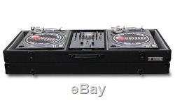 ODYSSEY CBM10E Economy Battle Mode Pro DJ Turntable Mixer Coffin Open Box