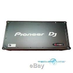 ODYSSEY FFXGS3500WBL FLIGHT FX HEAVY-DUTY DJ MIXER CASE With CORNER ROLLER WHEELS