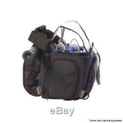 ORCA OR-28 Mini Sound Bag for ZOOM F8, Zaxcom Maxx, Tascam DR70 & Similar Sized