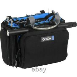 ORCA OR-280 Field Audio Bag (for Sound Devices MixPre 10, Zoom F8, and more!)