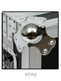 OSP 12-Space ATA Shock Mount Shallow Effects Flight Road Rack Case SC12U-12