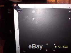 OSP 12 x 16 Space Mixer/Rack Case 2010's