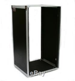 OSP 20 Space Pro Studio Rack Case For Amp or Effects Rack Units