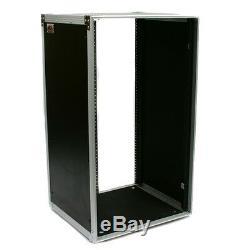 OSP 20 Space Studio Rack Case Fits 19 wide Rack Units Gear equipment TAC20U-18