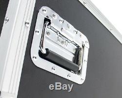 OSP 8 Space ATA Mixer Amp Rack Road Case Fits Presonus StudioLive 16.4.2 Mixer