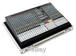OSP ATA Flight Road Case For Allen & Heath GL2400-24 Live Console Channel Mixer