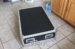 OSP ATA Flight Road Case For Behringer X32 Digital Mixer
