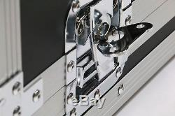 OSP ATA Flight Road Case for Allen & Heath QU24 Digital 24 Channel Mixer 3/8