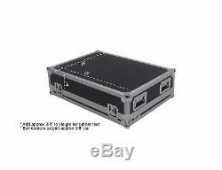 OSP ATA TOUR FLIGHT ROAD CASE FOR ALLEN & HEATH GL2400-24 Channel MIXER