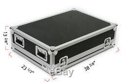 OSP Flight Case for Yamaha LS9-32 Channel Mixer LS9-32-ATA
