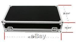 OSP GL2400-32-ATA Case for Allen & Heath GL2400-32 Mixer