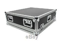 OSP V2 ATA Flight Road Case for Presonus Studio Live 24.4.2 Digital Mixer