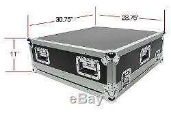 OSP V2 ATA Flight Road Tour Travel Case for PreSonus Studio Live 24.4.2 Mixer
