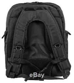Odyssey BRLBACKSPIN2 Redline DJ/Producer Laptop/Gear Travel Backpack Bag