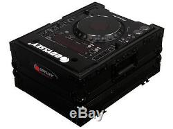 Odyssey Black Label FZCDJBL Flight Case for Pioneer CDJ-2000 CDJ-800 CDJ-1000
