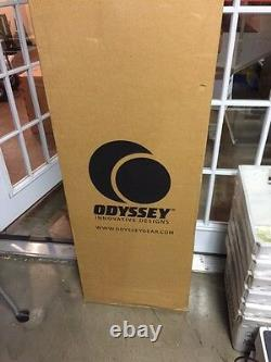 Odyssey CDJ10 DJ Coffin (Black/Carpeted)