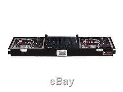 Odyssey Cases CDJ19P New Medium Duty Pro Carpeted DJ Turntable / Mixer Coffin