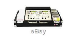 Odyssey Cases CNMCM1CD Carpeted Numark Case CD Mix1 & Disc Holder New Return